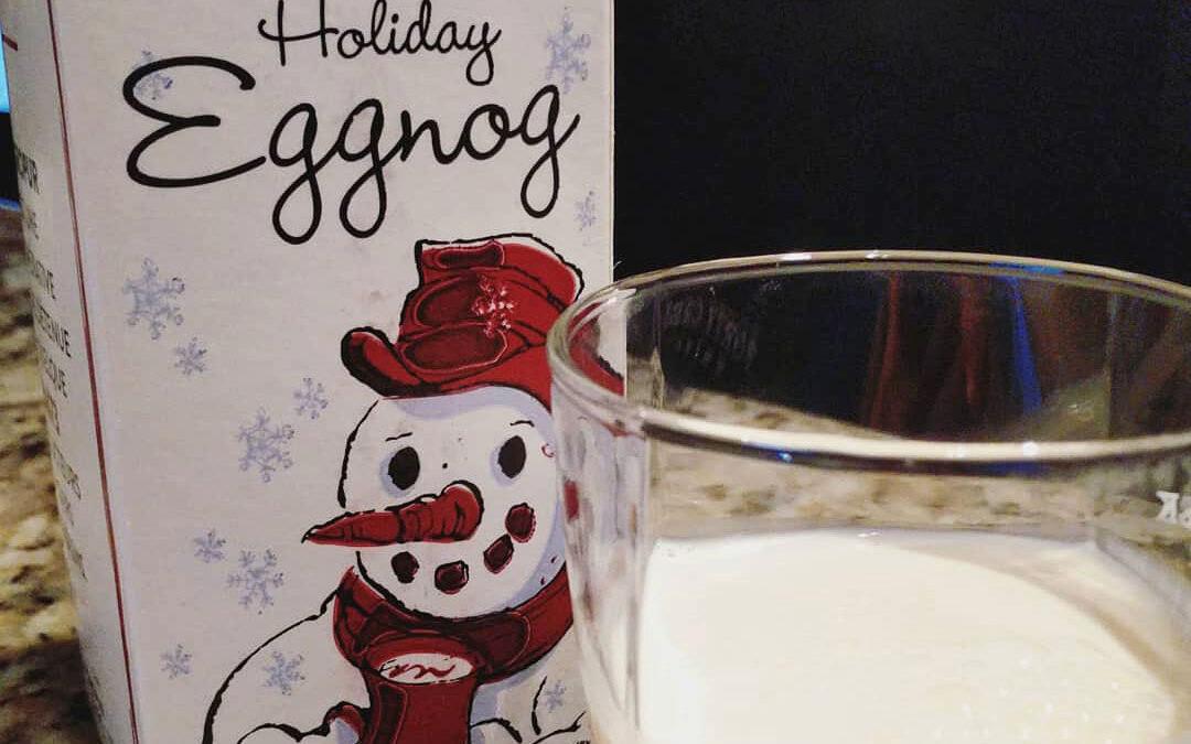 Kalėdinis gėrimas eggnog