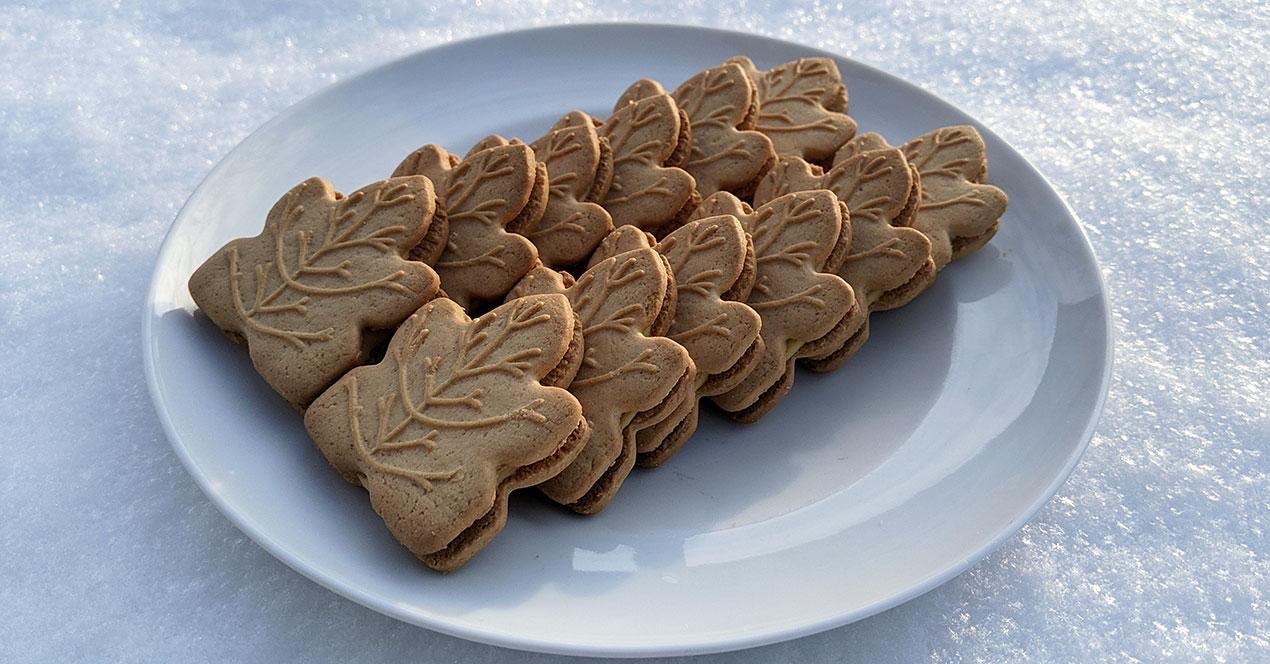 Sausainiai – Klevo Lapai