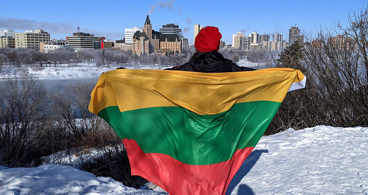 Vasario 16-osios šventė Kanadoje